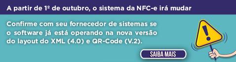 Avisos NFC-e