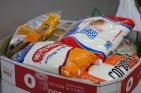 Cerca de 52 quilos de donativos arrecadados no  6º Fórum de Compliance foram doados à Casa de Ranquines