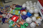 Sefaz doa 400 brinquedos a instituições da campanha da Nota Fiscal Cidadã