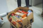Fazenda doa 140 quilos de alimentos a instituições cadastradas na NFC