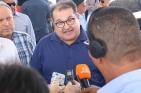 Inauguração do Posto Fiscal em Novo Lino