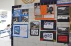 Alunos de escola estadual analisam problemas urbanos durante passeio ciclístico