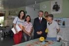 Programa de Educação Fiscal conclui doação de 50 colchões a instituições