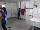 Sefaz inicia processo de desinfectação