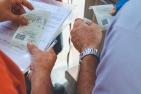 servidores fazendários percorreram 30 bairros em Maceió nos dias 10 e 11 deste mês