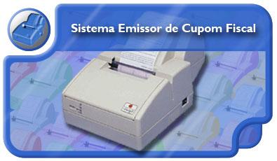 Sistema Emissor de Cupom Fiscal